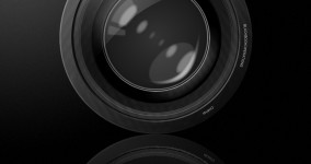 Aperture Camera Lens Vector